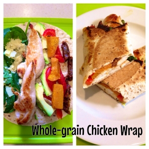 wholegrain wrap