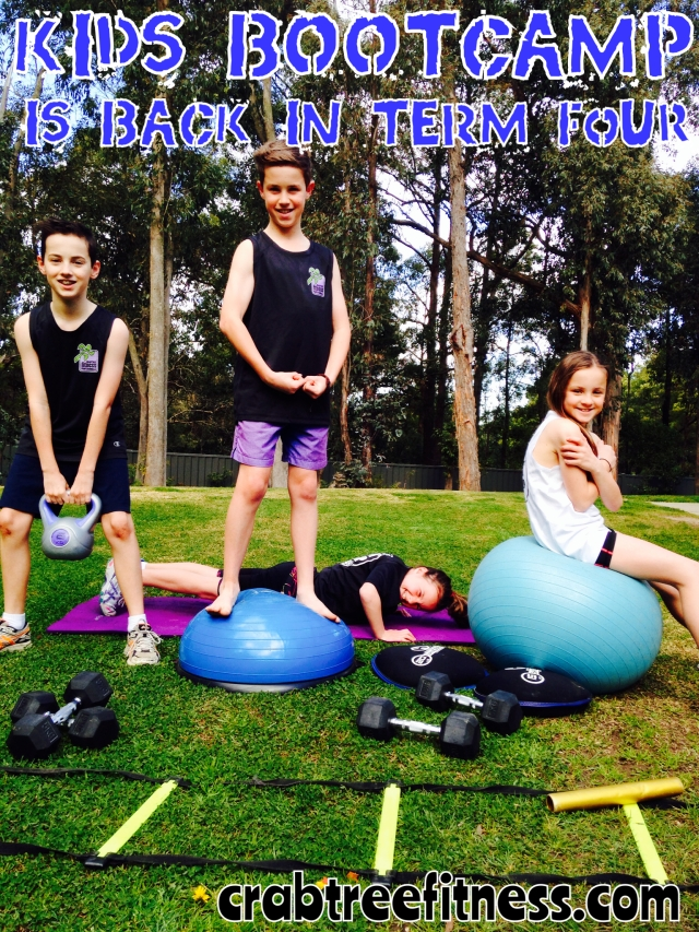 kids bootcamp active