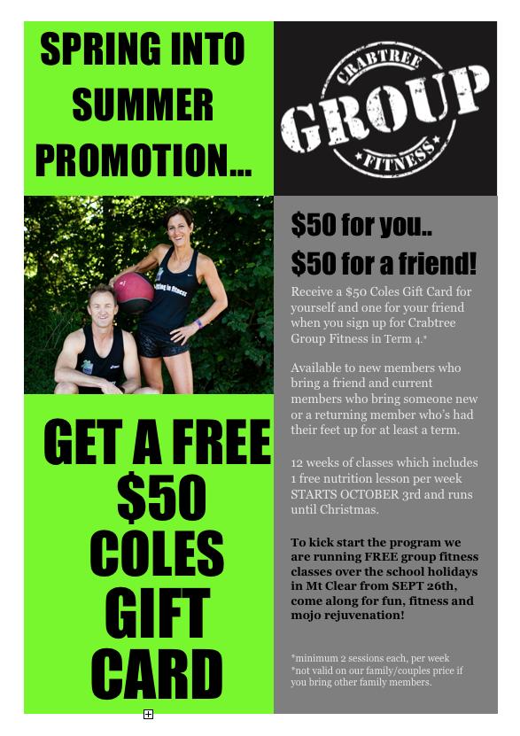 $50 promo